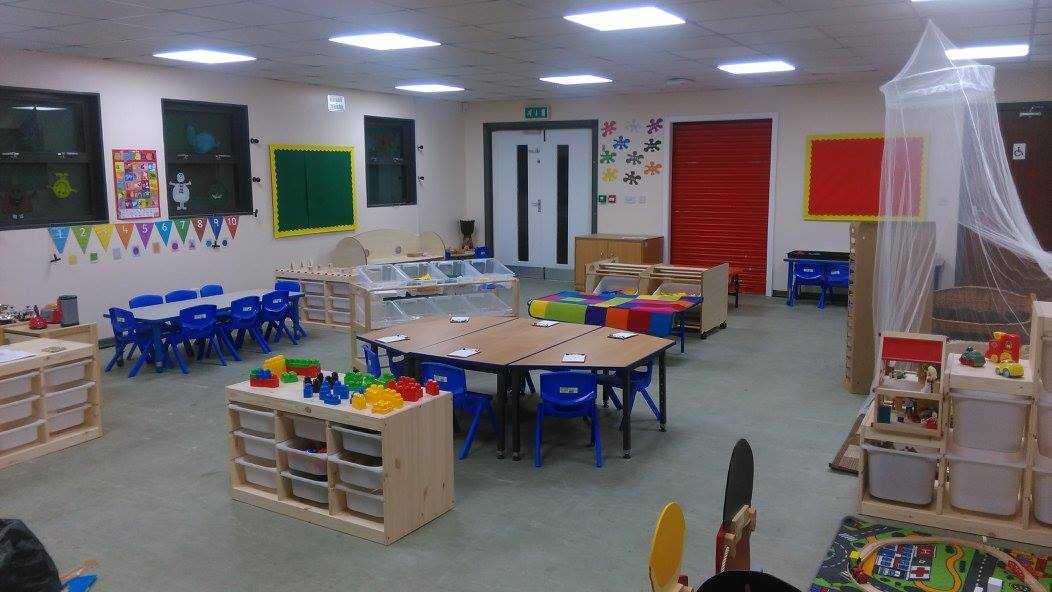cornerstone day nursery
