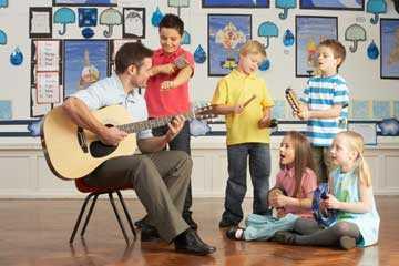 Nursery Music Classes