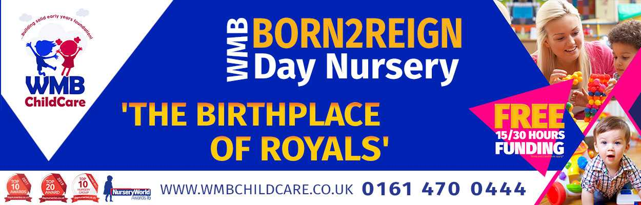 WMB Born2reign Day Nursery